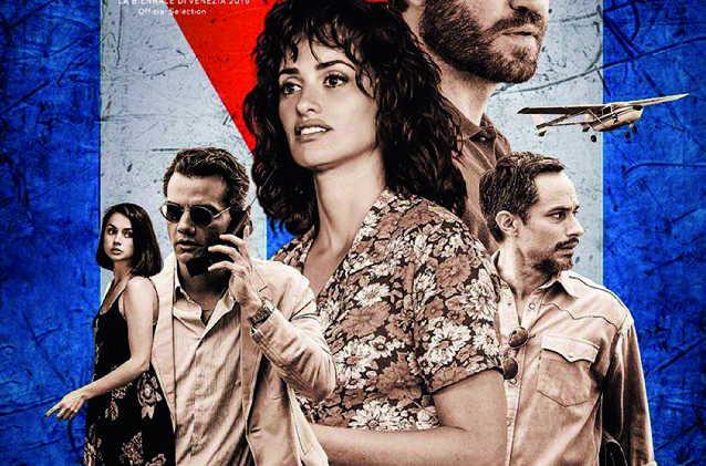 El largometraje se inspira en la historia de los Cinco.