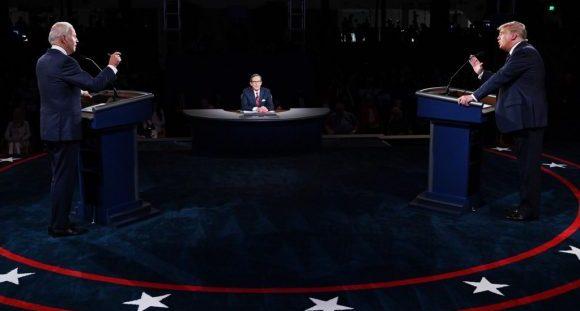 Analistas consideran que Trump controló el debate, pero eso no significa que ganó. (Foto: Getty Images)