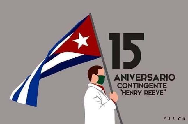cuba, medicos cubanos, contingente henry reeve, desastres naturales, fidel castro