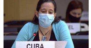 Cuba, Belarús, CDH
