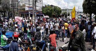 colombia, protestas, manifestaciones