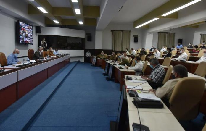 cuba, consejo de ministros, coronavirus, covid-19, economia cubana