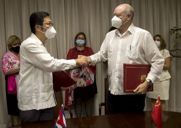 cuba, china, economia cubana, relaciones dicplomaticas, cuba-china