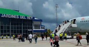 cuba, canada, turismo cubano, cayo coco, jardines del rey, turismo