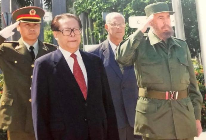 cuba, china, relaciones diplomaticas, fidel castro, raul castro, miguel diaz-canel