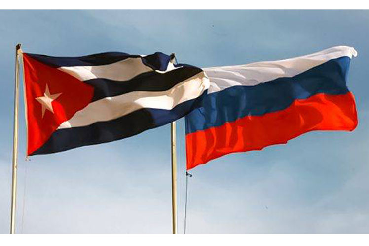 Cuba, Rusia