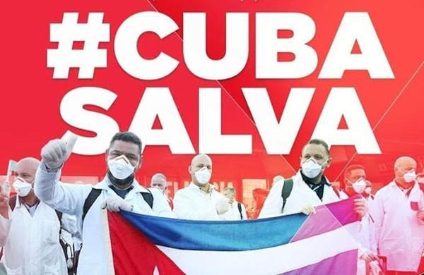 cuba, contingente henry reeve, medicos cubanos, premio nobel de la paz