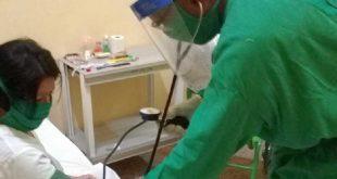 sancti spiritus, hospital de rehabilitacion, covid-19, coronavirus, salud publica
