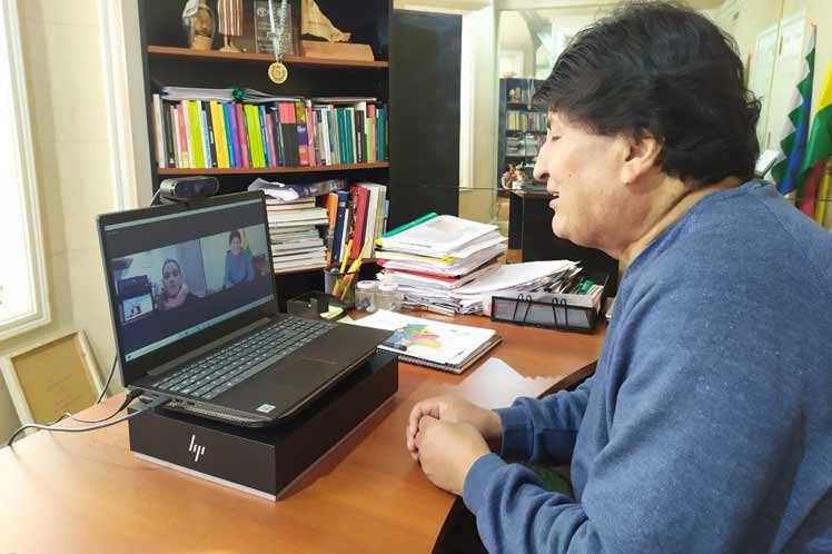 bolivia, evo morales, pandemia mundial, elecciones en bolivia