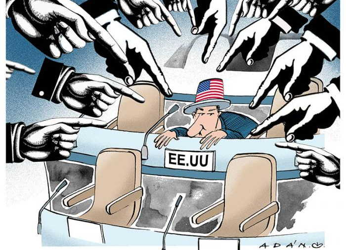 cuba, bloqueo de eeuu a cuba, relaciones cuba-estados unidos, miguel diaz-canel, presidente de la republica de cuba, donald trump
