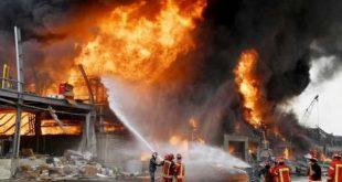 libano, beirut, incendio, desastres naturales