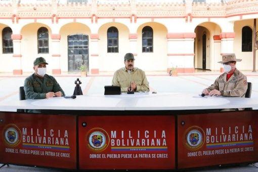 Venezuela, Estados Unidos, Nicolás Maduro, Mike Pompeo