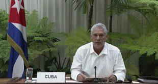 cuba, asamblea general de las naciones unidas, miguel diaz-canel, presidente de la republica de cuba