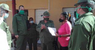 jatibonico, ramon pardo guerra, defensa civil, consejo de defensa, covid-19, coronavirus, salud publica