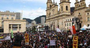 colombia, manifestaciones, ivan duque