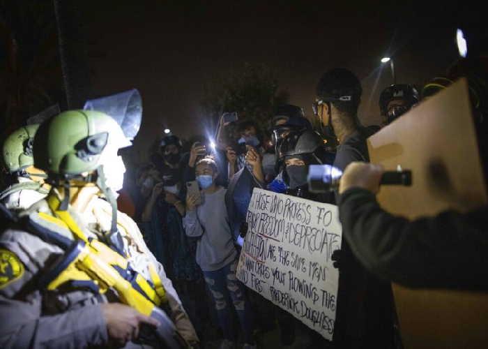 estados unidos, protestas, manifestaciones, afrodescendientes, muertes, policia