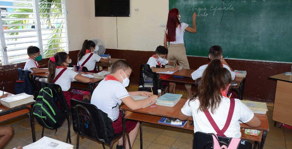 sancti spiritus, educacion, covid-19, coronavirus, salud publica, educacion