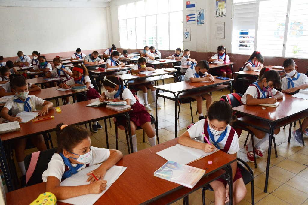 sancti spiritus, curso escolar, reinicio del curso escolar, curso escolar 2019-2020