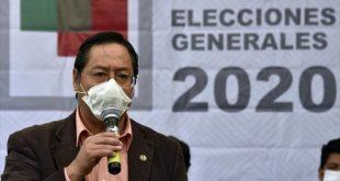 Bolivia, elecciones, Luis Arce, ALBA-TCP