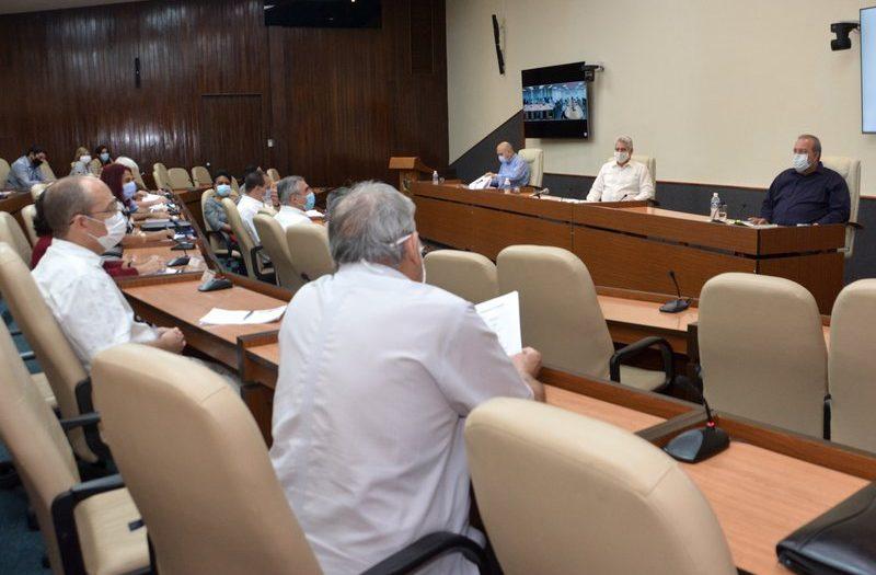 Díaz-Canel, coronavirus, Cuba, Ciencia, Salud