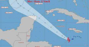 Meteorología, Huracán, Delta, Defensa Civil