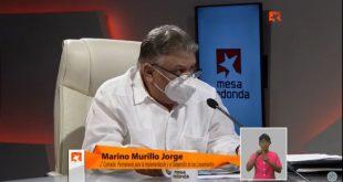 Economía cubana, pilítica monetaria, Marino Murillo, Mesa Redonda