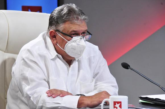 Murillo destacó que el país está diseñando una forma diferente de repartir las riquezas que Cuba tiene. (Foto: Cubadebate)