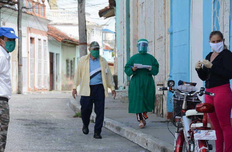 sancti spiritus, covid-19, coronavirus, salud publica, hospital provincial camilo cienfuegos