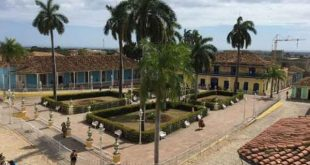 Turismo, Cuba, Sancti Spíritus, Trinidad