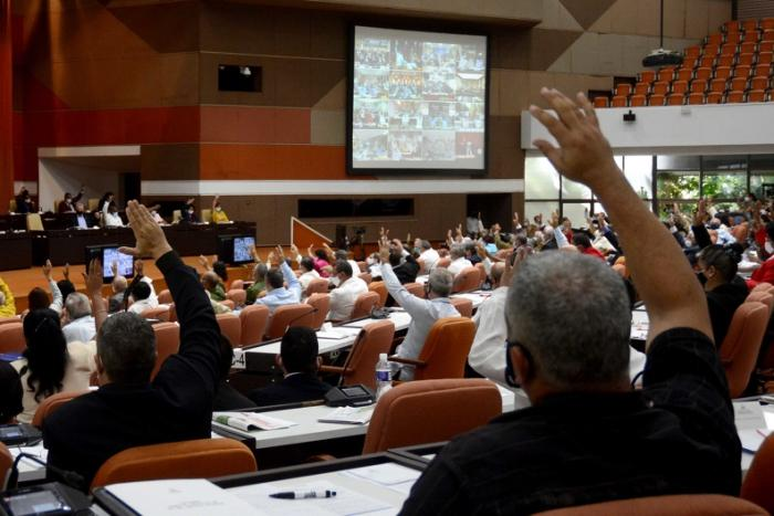 asamblea nacional del poder popular, cuba, parlamento cubano, economia cubana