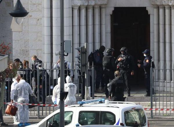 francia, arma blanca, terrorismo, atentado