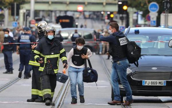 francia, atentado, arma blanca, terrorismo