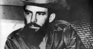 camilo cienfuegos, yaguajay, historia de cuba, revolucion cubana