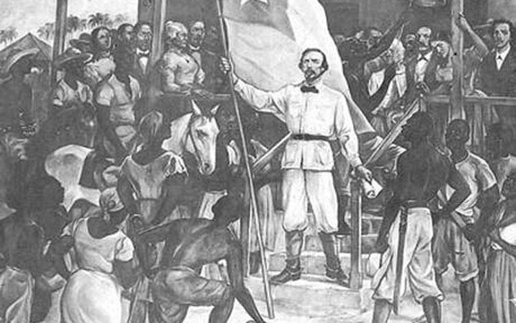 Carlos Manuel de Céspedes tuvo la osadía y el acierto de tomar la iniciativa histórica.