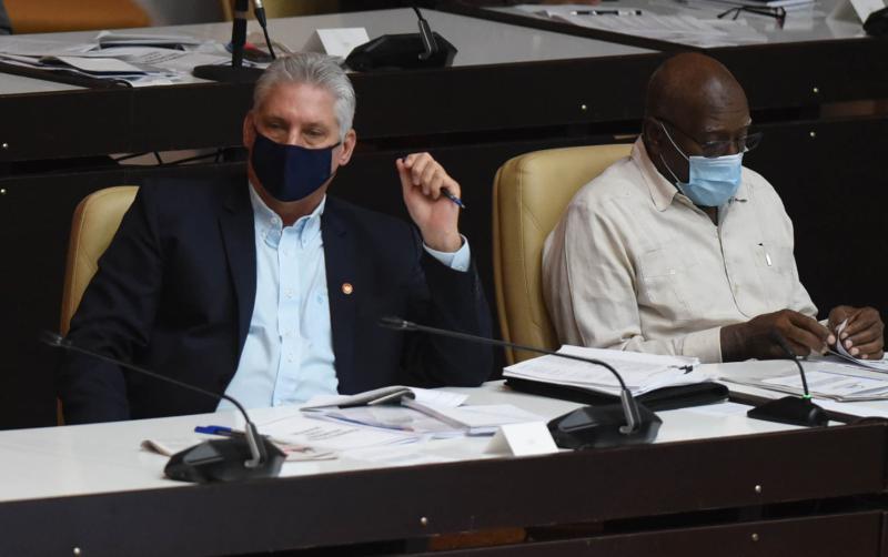 cuba, asamblea nacional del poder popular, parlamento cubano, miguel diaz-canel
