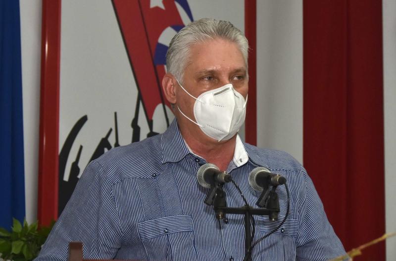 cuba, villa clara, che guevara, miguel diaz-canel, presidente de la republica de cuba