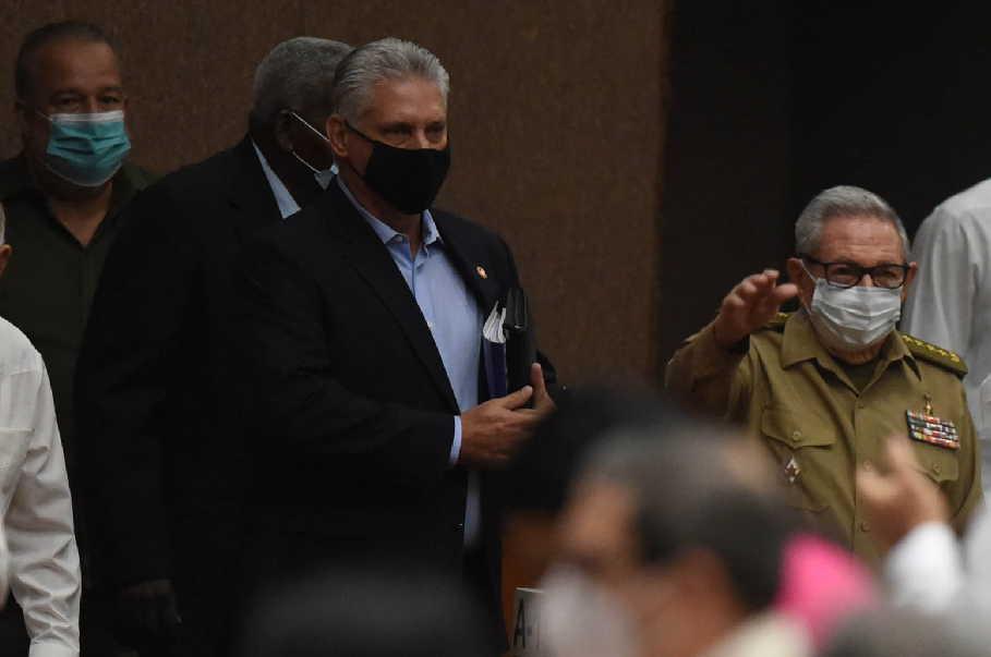 cuba, parlamento cubano, miguel diaz-canel, raul castro, asamblea nacional del poder popular, economia cubana