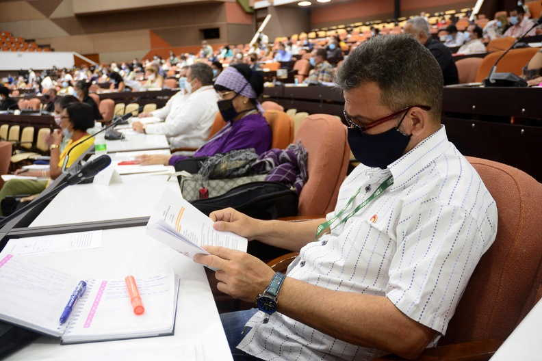 cuba, asamblea nacional del poder popular, diputados cubanos