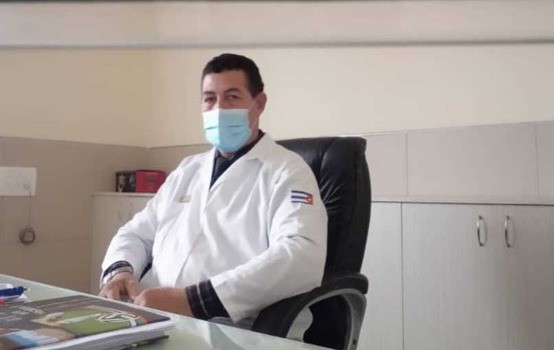 cuba, medicos cubanos, guinea ecuatorial, covid-19, coronavirus, salud publica, contingente henry reeve