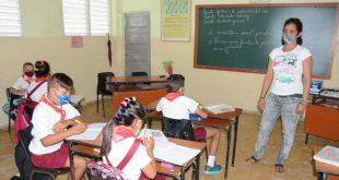 Educación, Curso escolar, Coronavirus, Sancti Spíritus