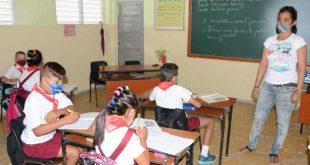 sancti spiritus, educacion, enseñanza primaria, preuniversitario, enseñanza secundaria basica, cjurso escolar 2019-2020