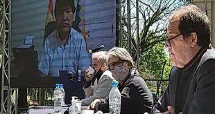 evo morales, argentina, honoris causa