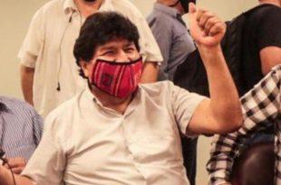 bolivia, mas, elecciones en bolivia, evo morales, luis arce