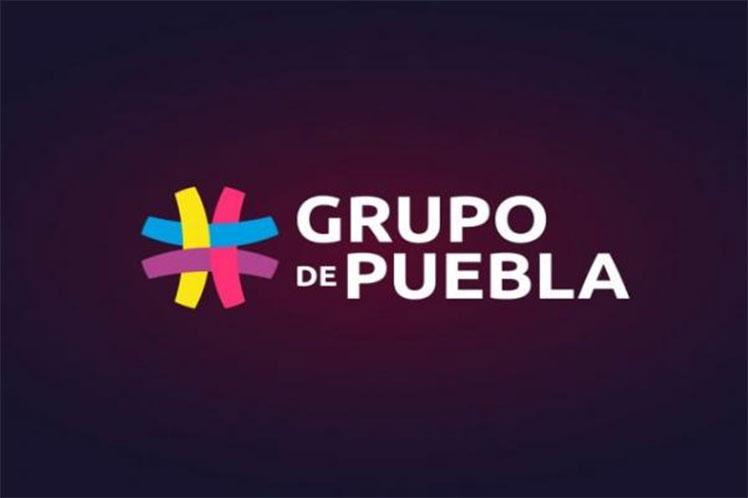 El Grupo de Puebla es un foro político y académico,  fundado por representantes de la izquierda política iberoamericana.