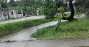 sancti spiritus, lluvias, centro meteorologico, recursos hidraulicos