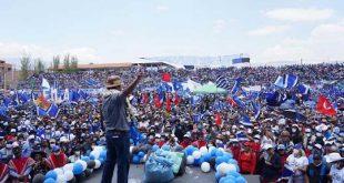 bolivia, elecciones en bolivia, luis arce