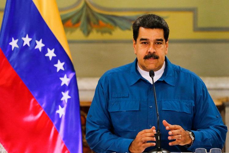 Maduro reiteró la denuncia de la conspiración permanente impulsada contra Venezuela por parte de factores de la extrema derecha. (Foto: PL)