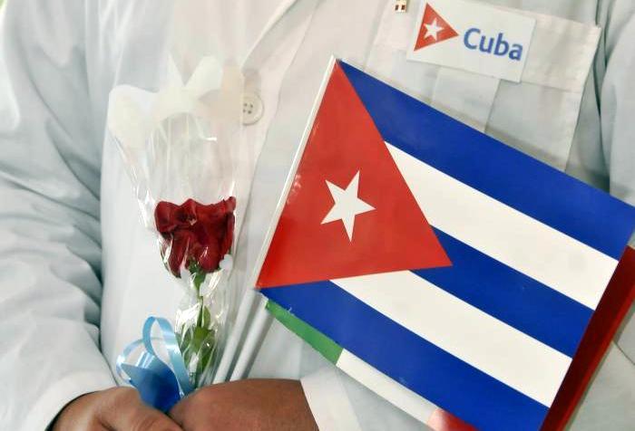 cuba, medicos cubanos, contingente henry reeve, pandemia mundial, covid-19, africa, premio nobel de la paz