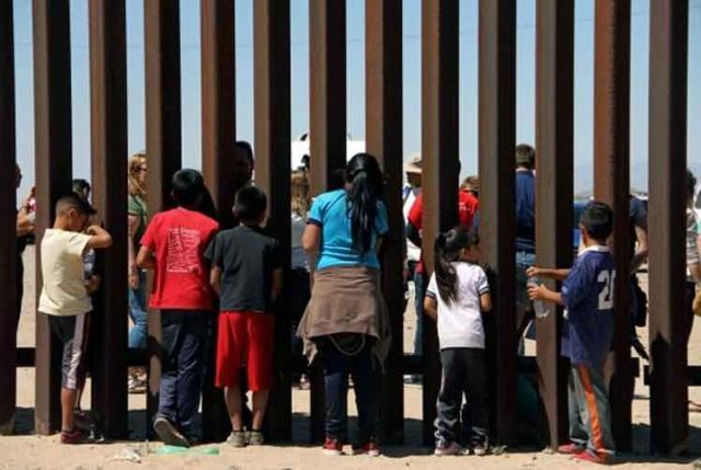 estados unidos, niños migrantes, politica migratoria