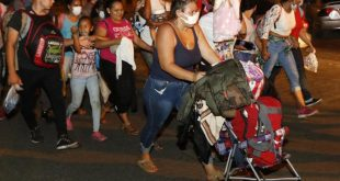 honduras, guatemala, pandemia mundial, estados unidos, migrantes